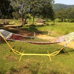 Movable Hammock for an afternoon siesta